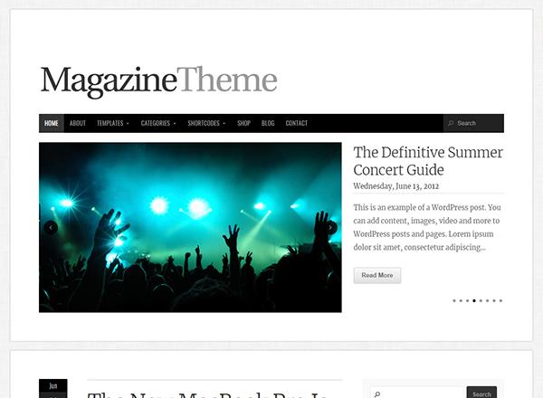 magazine-theme